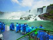 The Maid of the Mist has been ferrying tourists for generations.
