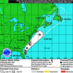 McCrory: 'Don't put your stupid hat on' during Hurricane Arthur