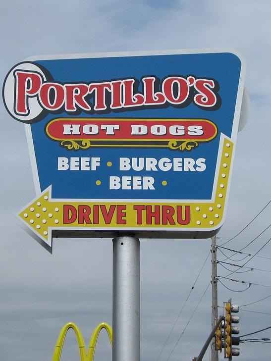 Boston-based Berkshire Partners is the top bidder in a competitive sale process for Portillo's, the Chicago-based restaurant company that specializes in hot dogs and Italian-styled sandwiches.