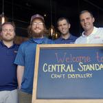 Central Standard Craft Distillery now open