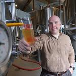 10 minutes with <strong>Chris</strong> <strong>Martell</strong>, CEO of Druthers Brewing Co.