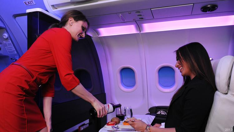 Flight attendants at Virgin America Inc. will vote this month on whether to join a union, the second time since 2011 that the employees have considered organizing.