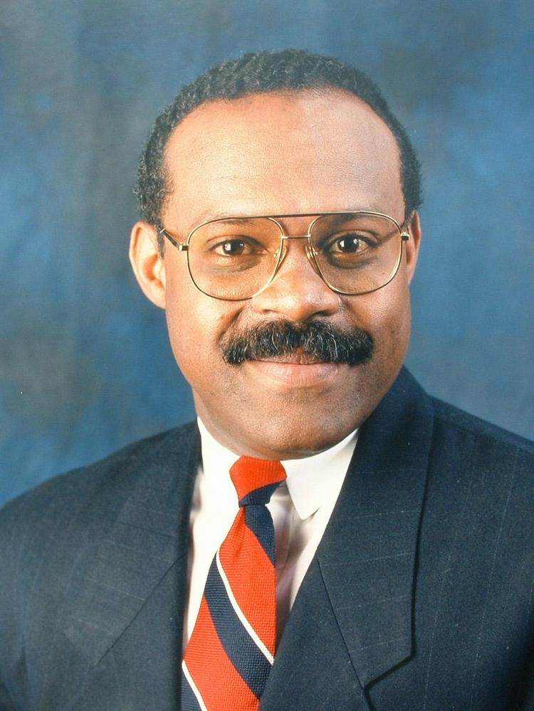 Wayne K. Curry, the former Prince George's County executive who refused to use county funds to build what is now FedEx Field stadium, died Wednesday at his home in Upper Marlboro, The Washington Post reported Wednesday. He was 63.