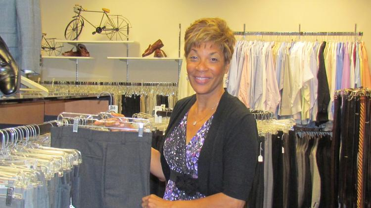 Paula Cosby is executive director of Clothes That Work in Dayton.