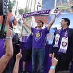 Visit Orlando looks for way to draw more Brazilian travelers through soccer star <strong>Kaká</strong>