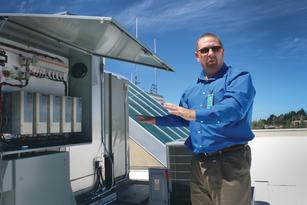 How clean tech, after notable failures, grew up in Oregon