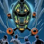 'Intergalactic Nemesis' lifts off from the stage through print, digital deals