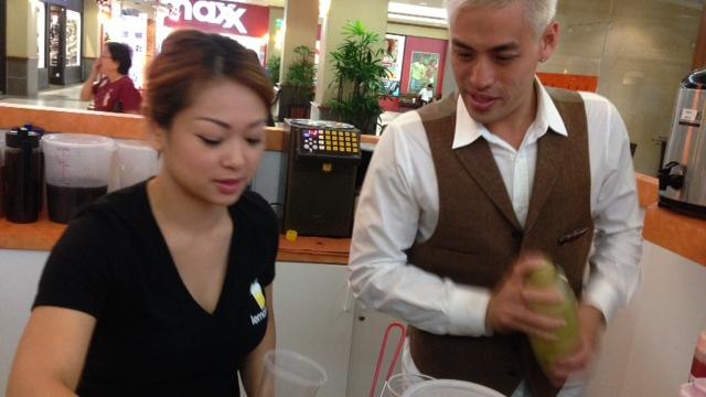 Honolulu hair salon owner gets into lemon tea business - Pacific ...