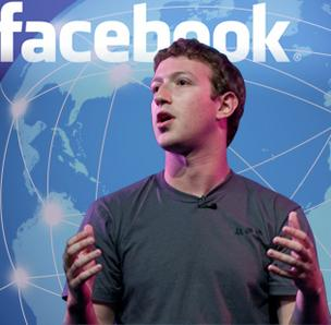 Mark Zuckerberg is CEO of Facebook Inc. The social network recently bought Microsoft's Atlas digital ads service.