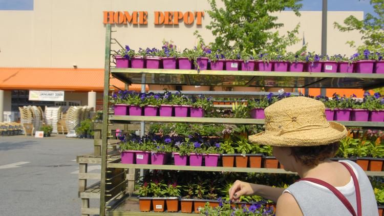 The Home Depot operates 2,256 retail stores worldwide and has 17 stores in the San Antonio area.