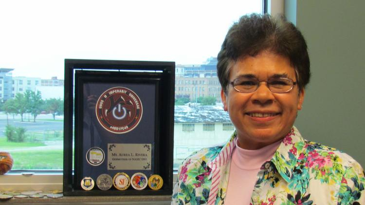 Aurea Rivera, head of Dayton-based Imagineering Results Analysis Corp., is a native of Puerto Rico.