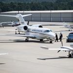 Taking Off: Area companies rely on corporate aircraft to get deals done quicker
