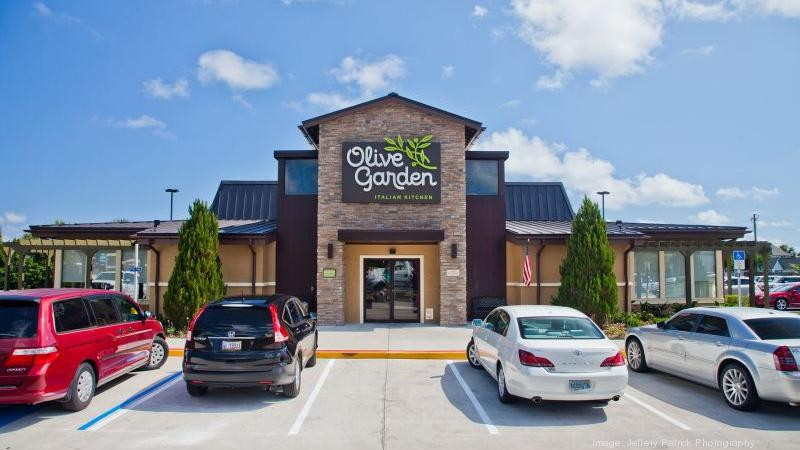 inside look at olive garden s refreshed design orlando business journal