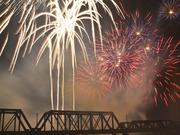 More than 400,000 people are expected to come into downtown for Red White & Boom.