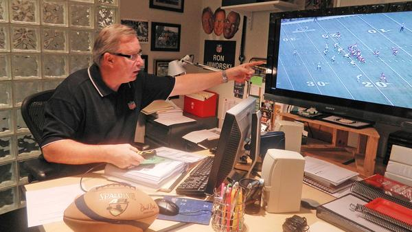 Philadelphia Soul co-owner and ESPN analyst Ron Jaworski is among the partners in the new China America Football League.