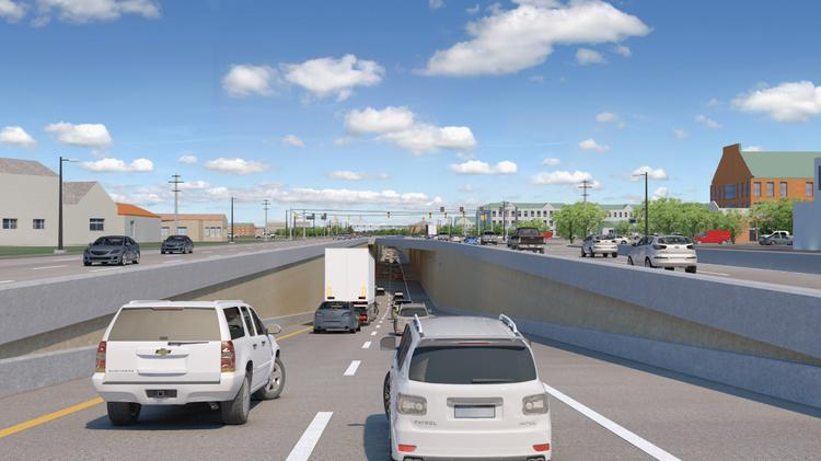 Columbus-area highway system revamping continues in '14