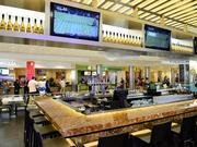 About 15 new eateries have opened on Concourse D.