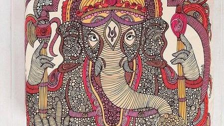 Urban Outfitters is selling a duvet cover featuring the Hindu deity Ganesha.