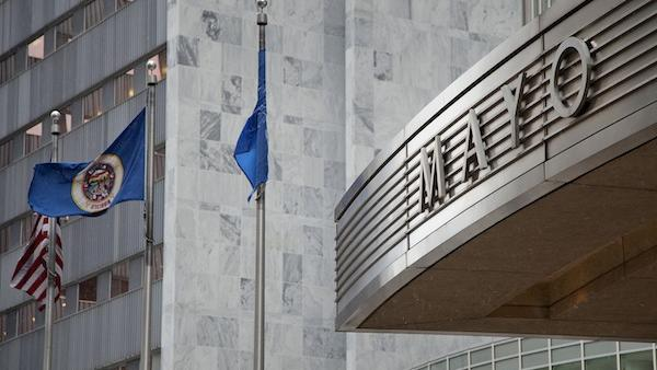 Mayo Clinic loses rank as nation's No  1 hospital