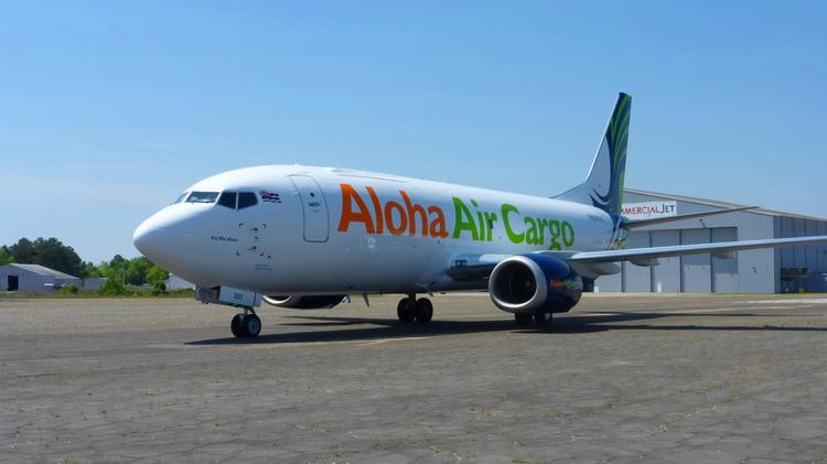 Aloha Air Cargo is adding two Boeing 737-300SF aircraft to its Hawaii-based fleet.