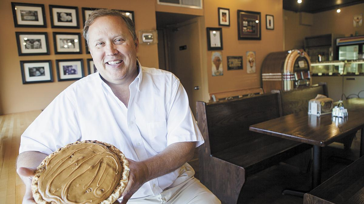 Homemade ice cream pie kitchen chain grows with burckle at the helm louisville louisville business first