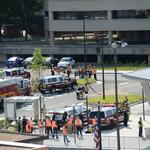 It was only a drill: First responders conduct emergency response on new Silver Line