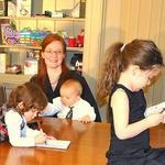 9 kids could make you a crazy person -- or, an inspired entrepreneur