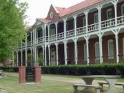 Ft McPherson Army buildings