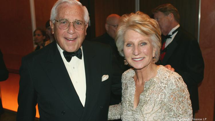Gordon Zacks, retired chairman of the RG Barry Corporation, and Jane Harman, former California congresswoman, attend the annual gala of the Harman Center for the Arts at the Harman Center in Washington, D.C., in 2012.