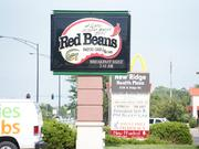 Red Bean's Bayou Grill will close on Thursday.
