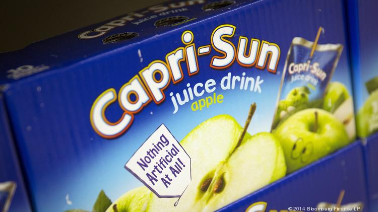 U.S.-based ADM is buying Wild Flavors, the maker of Capri Sun -- though the fruit drink brand is not included in the $3 billion sale. Photographer: Simon Dawson/Bloomberg