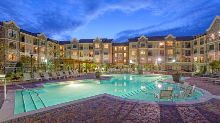 Durham's Heights at South LaSalle apartment complex sold for more than $53 million.