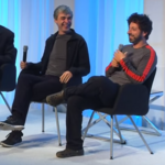 Sergey Brin and <strong>Larry</strong> <strong>Page</strong> dish on why they didn't sell Google