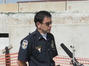 Lt. Joe Seelye, traffic unit commander for the Louisville Metro Police Department, spoke at the news conference.
