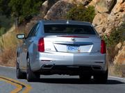 The 2014 Cadillac CTS Vsport.