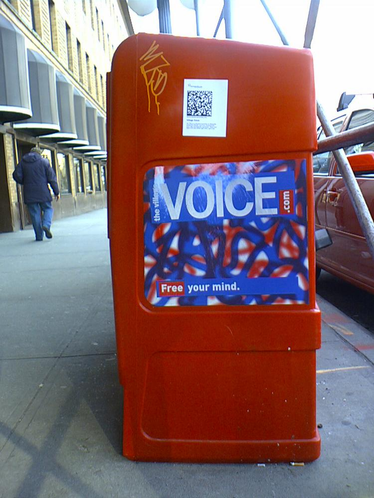 The Village Voice is an iconic alternative newspaper that has struggled to adapt to the changing media environment in recent years.