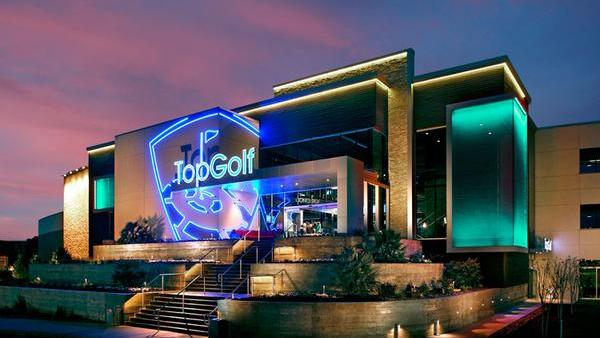 topgolf expects to double in size relocate its hq