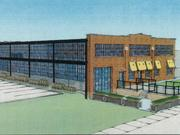 One option is for St. Francis Brewing to rehab the vacant warehouse across the parking lot from its brewpub.
