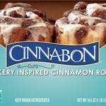 Cinnabon teams with Pillsbury for at-home rolls