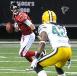 Falcons' QB Ryan replaces Brady at Pro Bowl