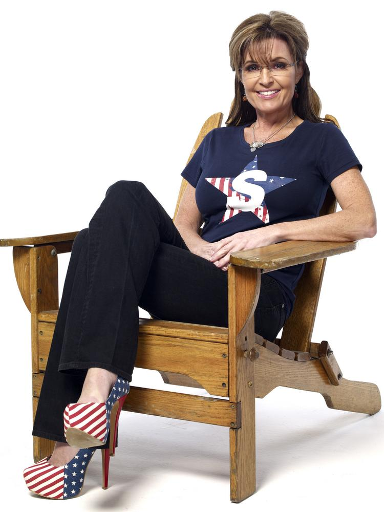 "Sarah Palin is the host of ""Amazing America with Sarah Palin."""