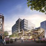 Federal Realty lures anchor office tenant to Pike & Rose