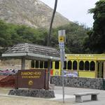 New kiosk opens at Diamond Head State Monument