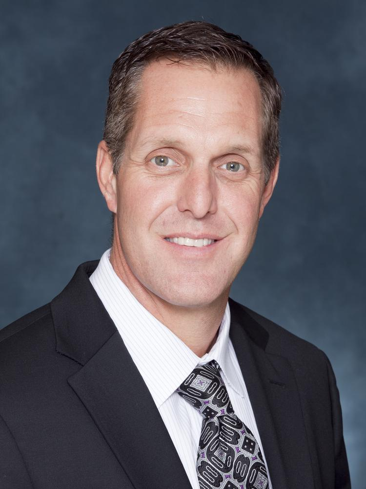 Jeff Cook, president and CEO of insurance services for Seton Healthcare Family