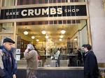 Crumbs Bake Shop shuts off the ovens