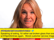 Bring on the hate. Kansas City-based Barkley advertising agency has created a comical campaign and song that uses real consumer tweets to promote Spirit Airline's Hate Thousand Miles Giveaway.