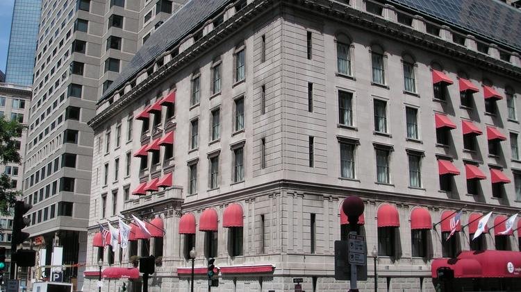 Greater Boston hotels were strong in May thanks to more conventions and graduations.