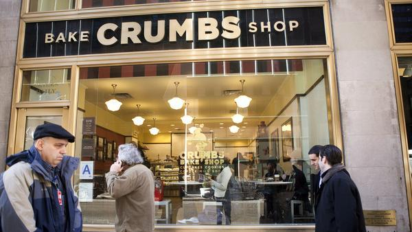 A savior for Crumbs? A deal with new investors is in the works, CNBC reports.