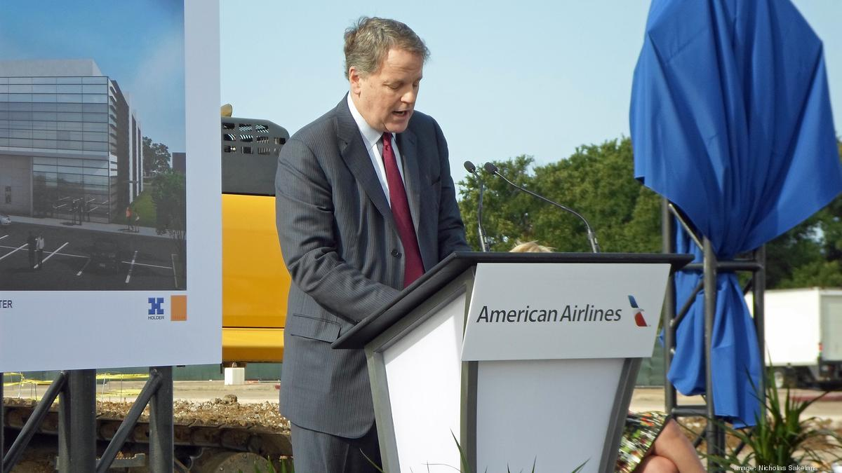 American Airlines Ceo Doug Parker Made 12 3 Million In