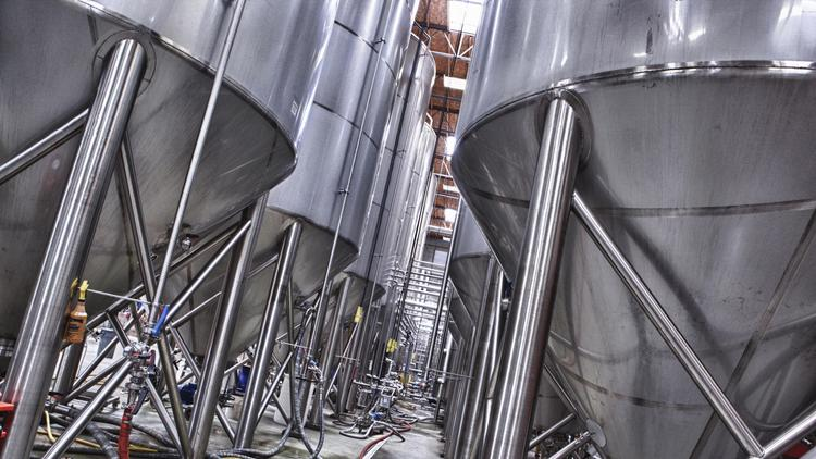 Stone Brewing needs a lot of water for the 213,000 barrels of beer it produces annually, making it the 10th-largest craft brewer in the country.
